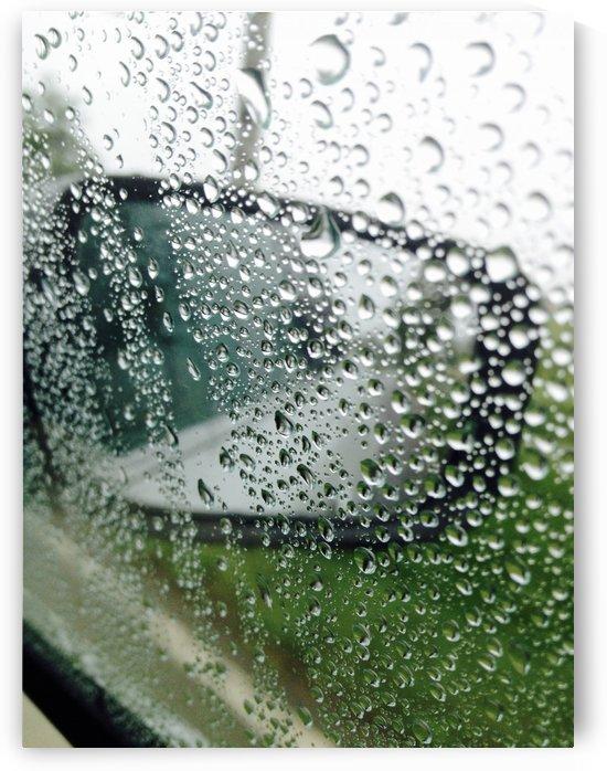 rain drops by jenna kandiah