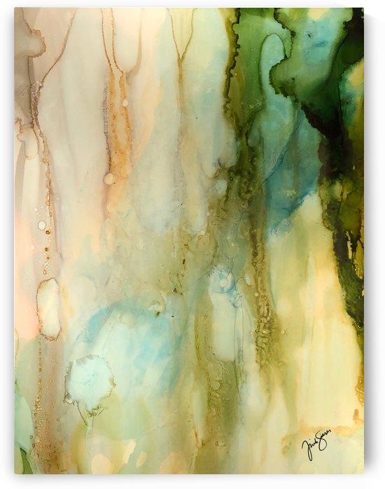 Rainy window by Trish Sierer