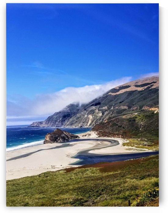 Big sur fantasy  by TazPix