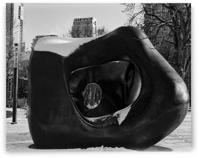 Two Large Forms at Grange Park 2 by MumbleFoot