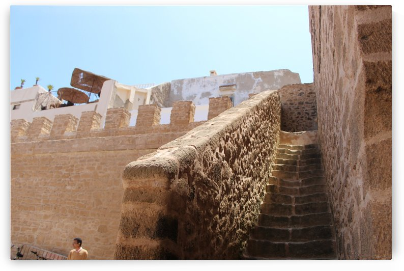 Historic Citadel by Mofeda