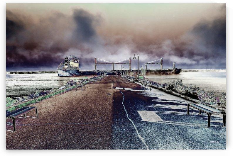 De passage- Collection EXC-S Art by Sylvain Bergeron Photographies