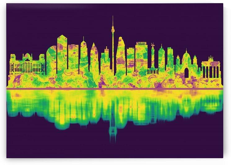 Berlin Germany Skyline by Towseef Dar