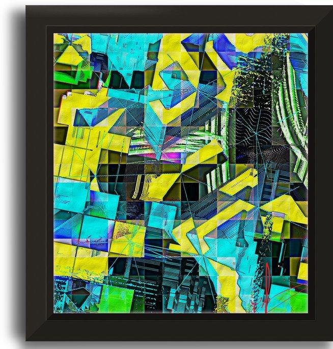 Hyperkaleidoscopically by Ed Purchla