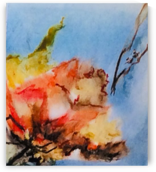 Flower 1 by Zaramar Paintings