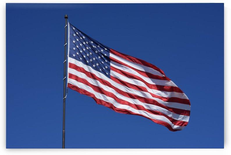 American Flag by Cameraman Klein