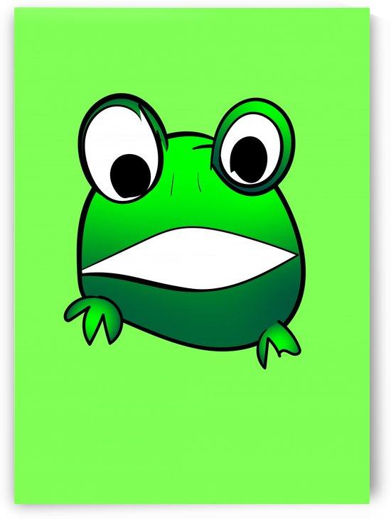 cute little frog by Chino20