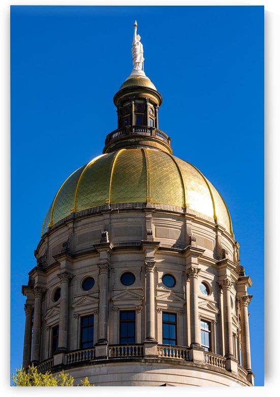 Georgia State Capitol Building   Atlanta GA 7190 by @ThePhotourist