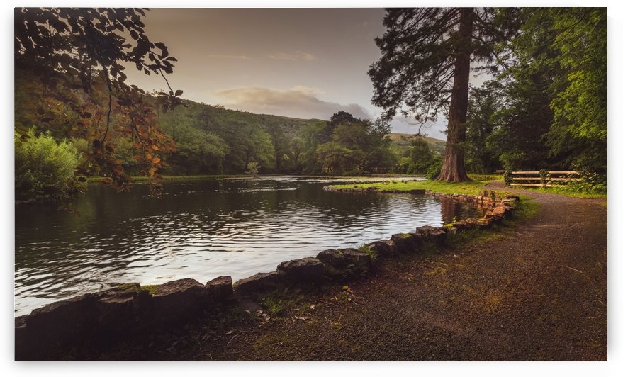 Craig y Nos Country park by Leighton Collins