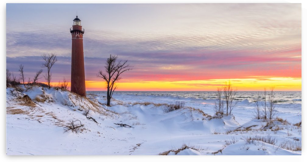 Little Sable Point by Diane Lynn