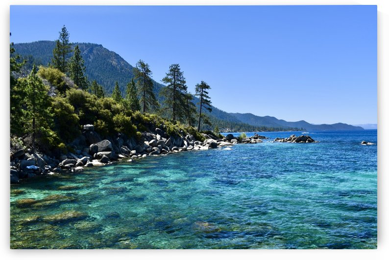 Lake Tahoe by Perspectives Photography by Katie Johnson