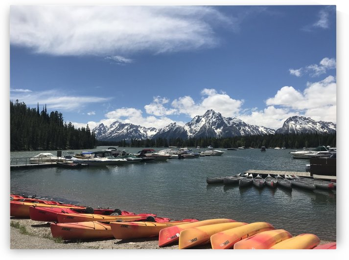 Colter Bay: Jackson Hole WY by Perspectives Photography by Katie Johnson