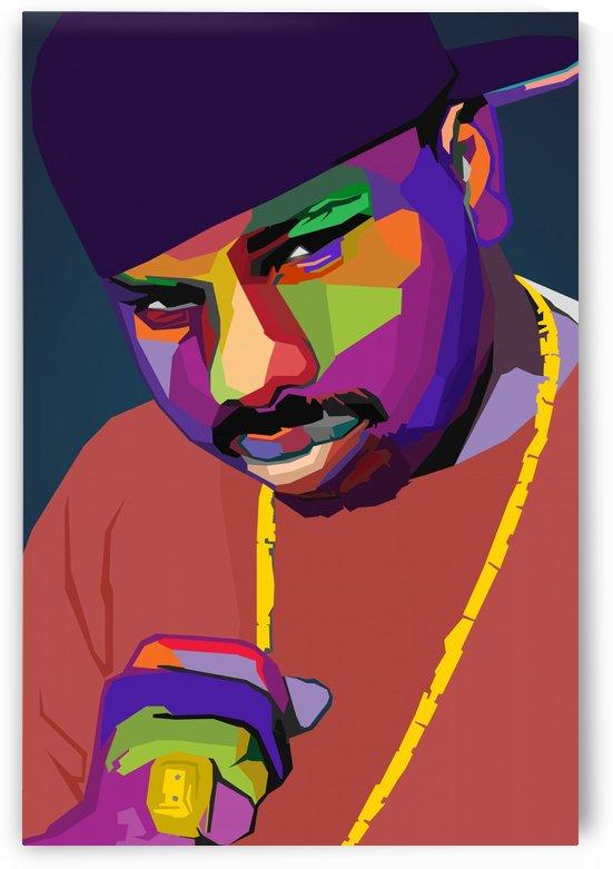 DJ Screw Color by Long Art