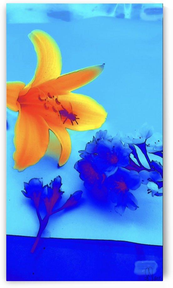 Sweetness In La Fleur  by Soul Sparkles