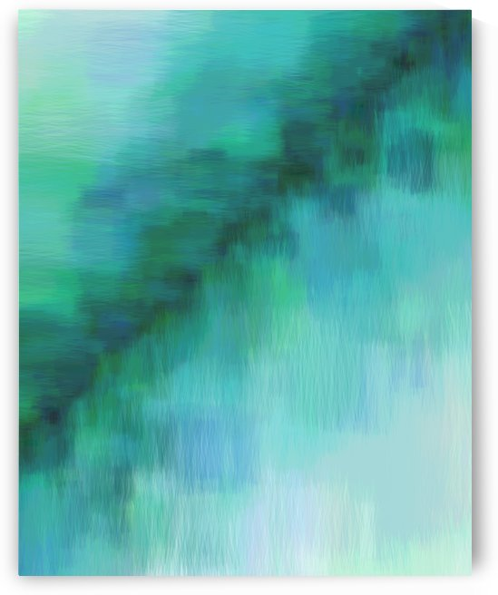 absract waterfall by paru raj