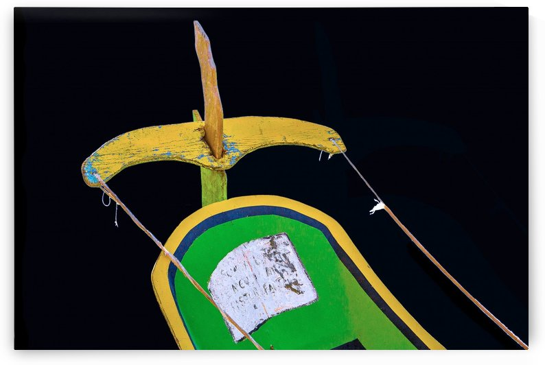 Boat - XCVIII by Carlos Wood