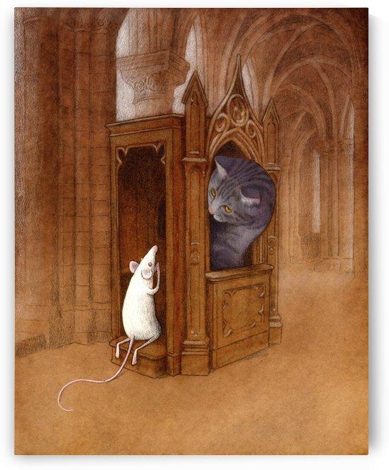 pure soul by Pawel Kuczynski
