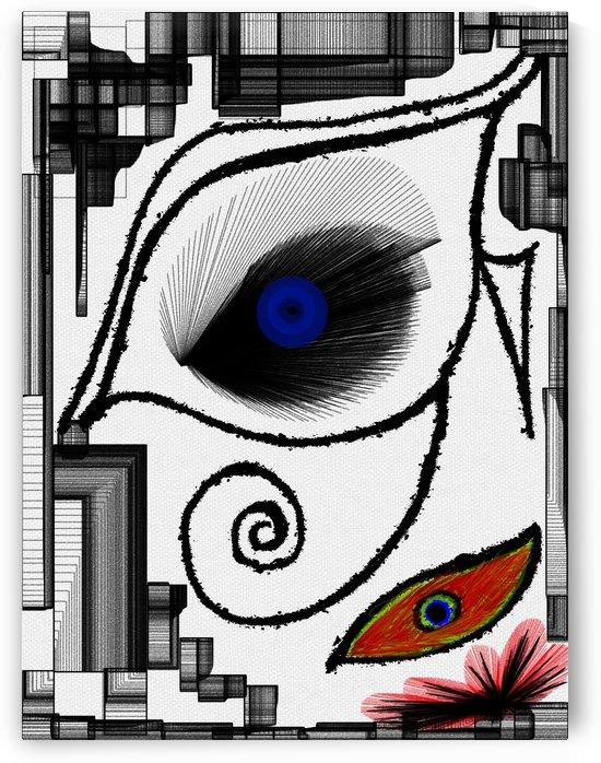 The Eye by A Herrera