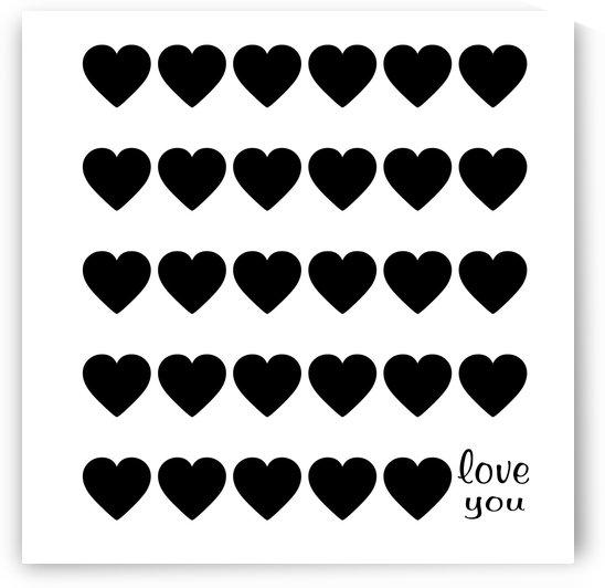 I Love You  by Edit Voros