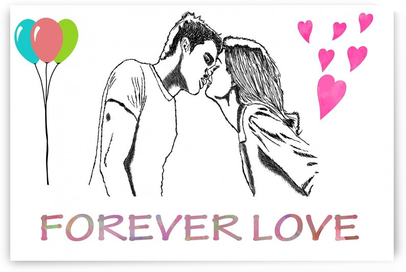 Forever Love by Khajohnpan