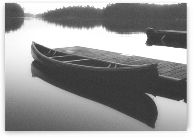 Tranquility BW by Flodor