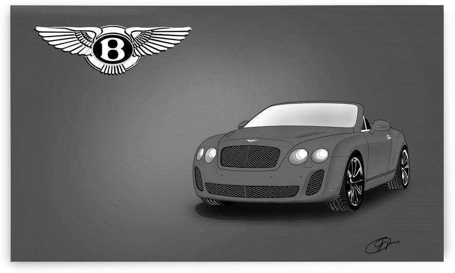 Bentley by Khajohnpan