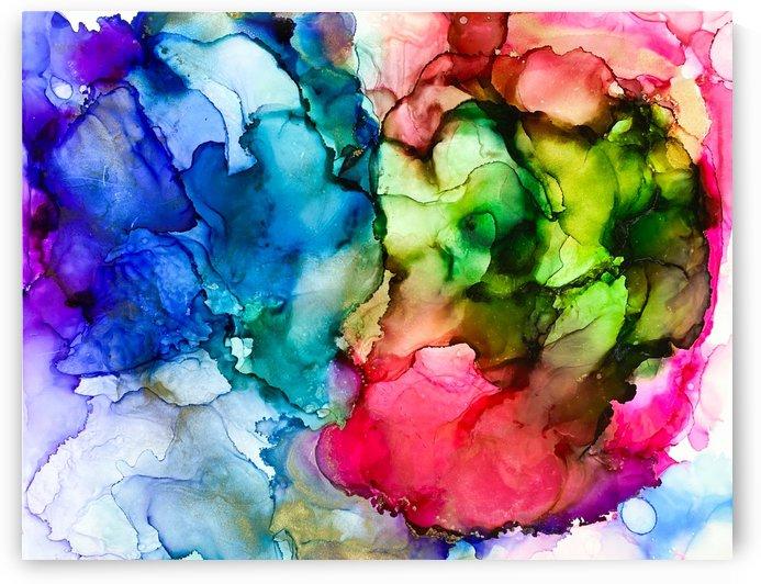 in fairytales by Artist Sarah Long