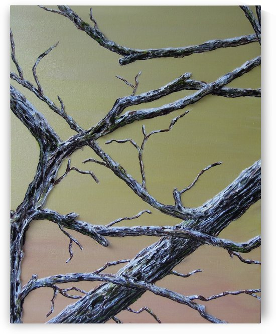 Winter Branches by Ginny Wilkie
