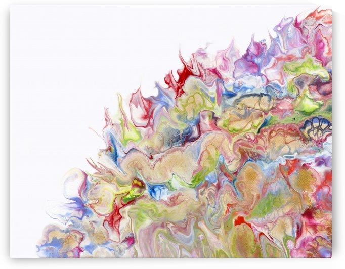 Flower Hill by Pamela Soto