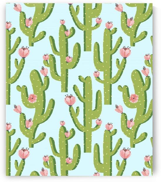 Summer Cactus by 83 Oranges