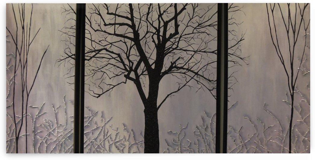 Purple Haze by Ginny Wilkie