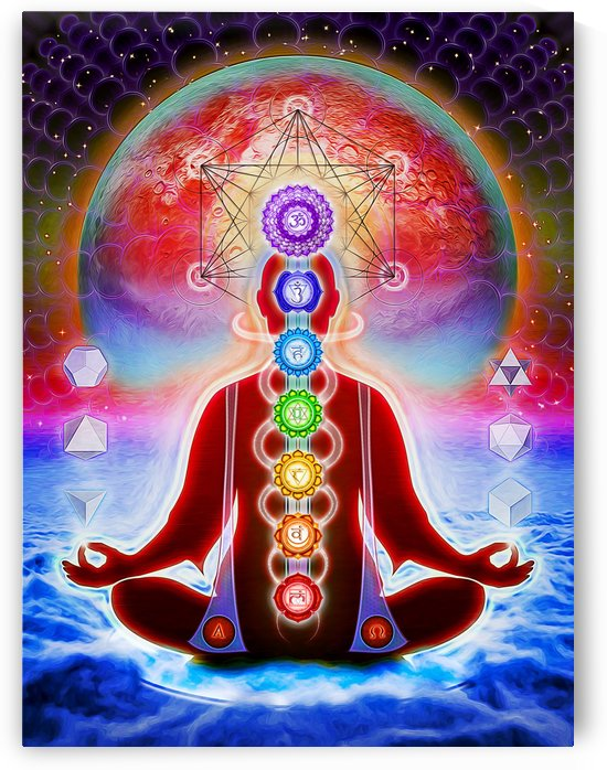 In Meditation by Dirk Czarnota