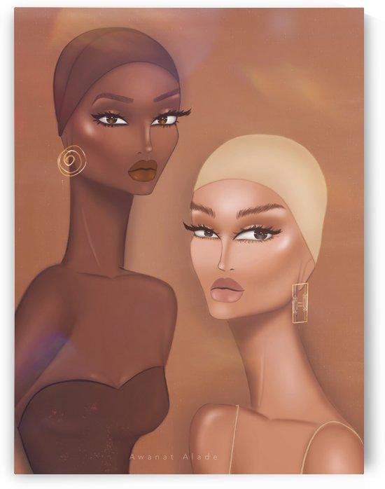 Skin I Skin series by awaXart
