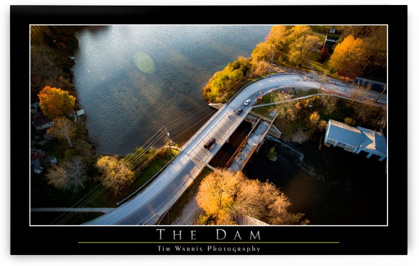 The Dam by Tim Warris Photography
