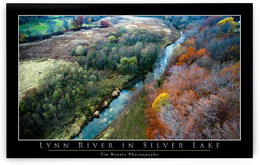 Lynn River in Silver Lake by Tim Warris Photography
