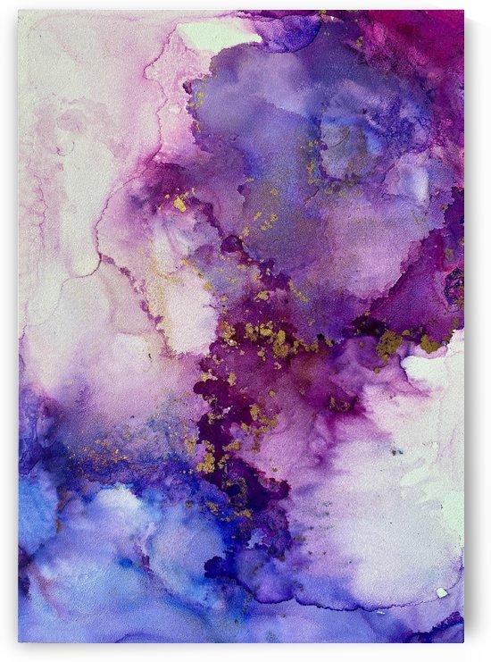 Royal Storm Clouds by Kristine Hurd Fine Art