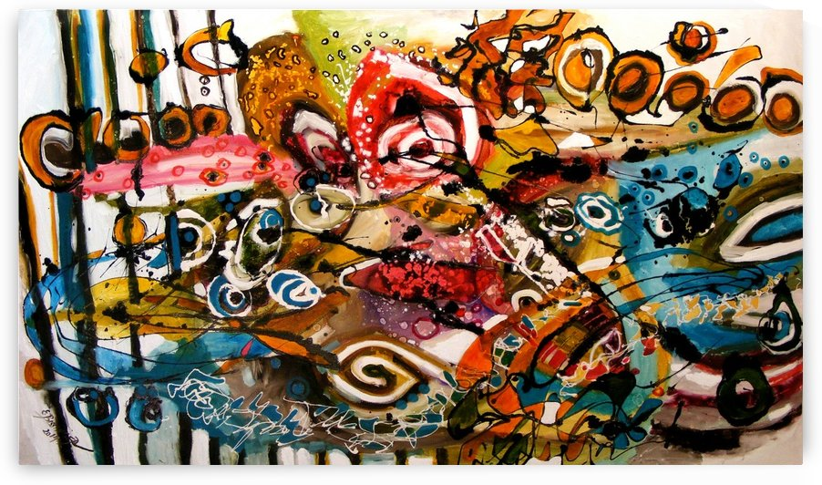 carari invelite in cer by Elena Bissinger