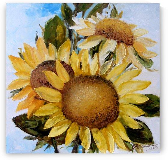 Floarea soarelui by Elena Bissinger