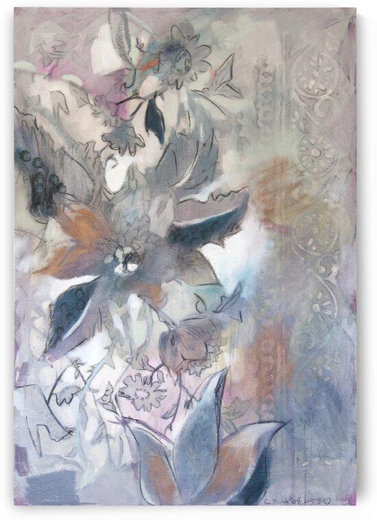 Riverton Wallpaper Panel I by Caroline Youngblood