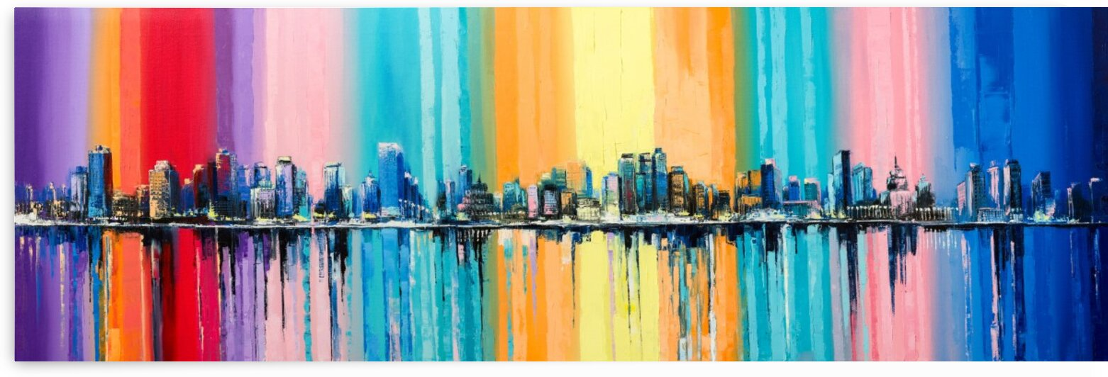 New York by MorfArtStudio