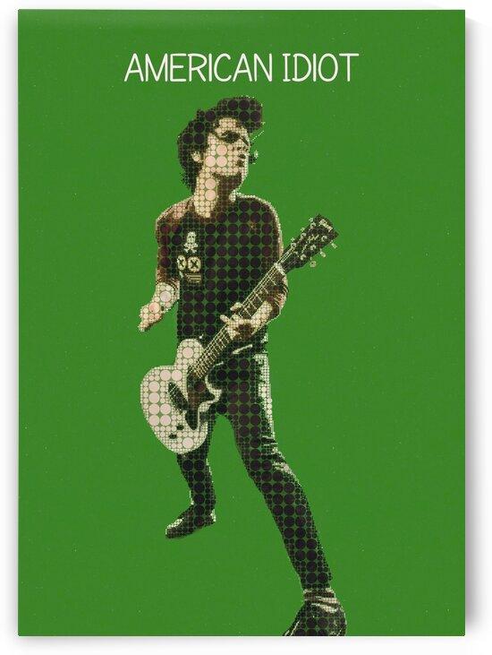 American Idiot   Billie Joe Armstrong   Green Day by Gunawan Rb