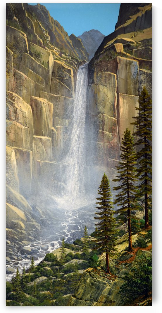 Great Falls by Frank Wilson