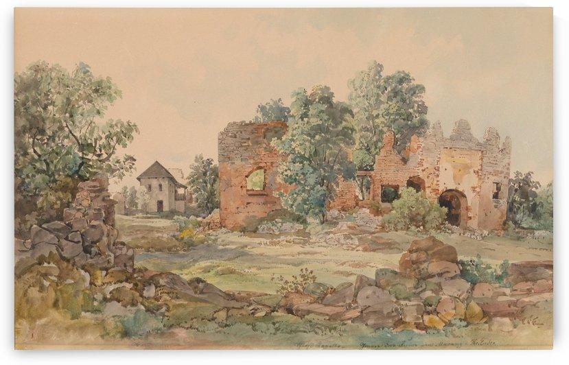 Muran in der Slowakei by Thomas Ender