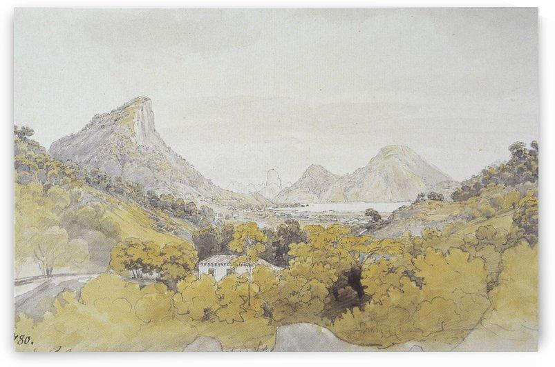 Fabrica de Polovra by Thomas Ender