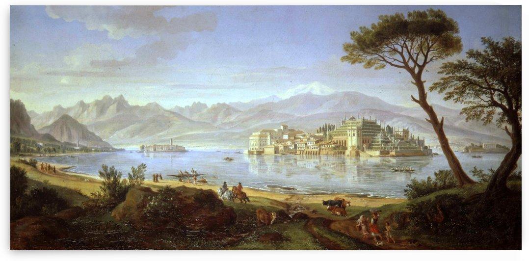 The borromeon islands by Thomas Ender