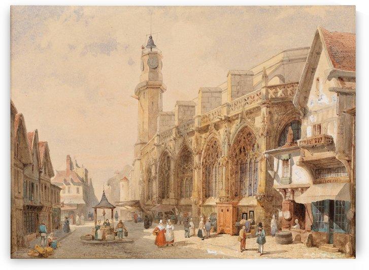 The Cathedral by August von Siegen