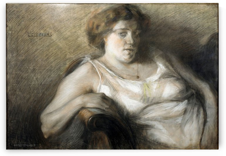 Cosenza by Umberto Boccioni