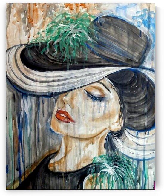 Nostalgia girl 3 by Nataliya Tori