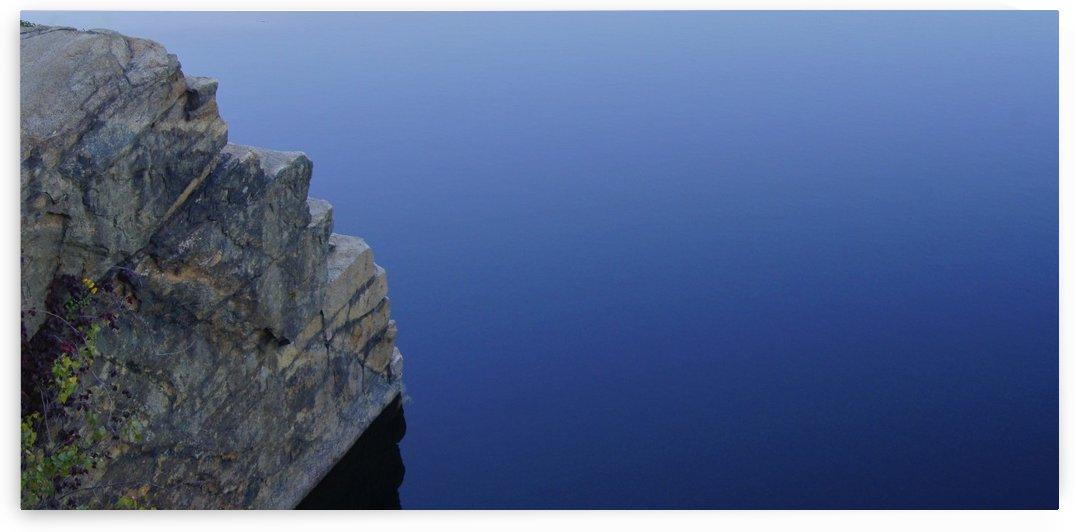 Quarry Ledge by Sue Bonior