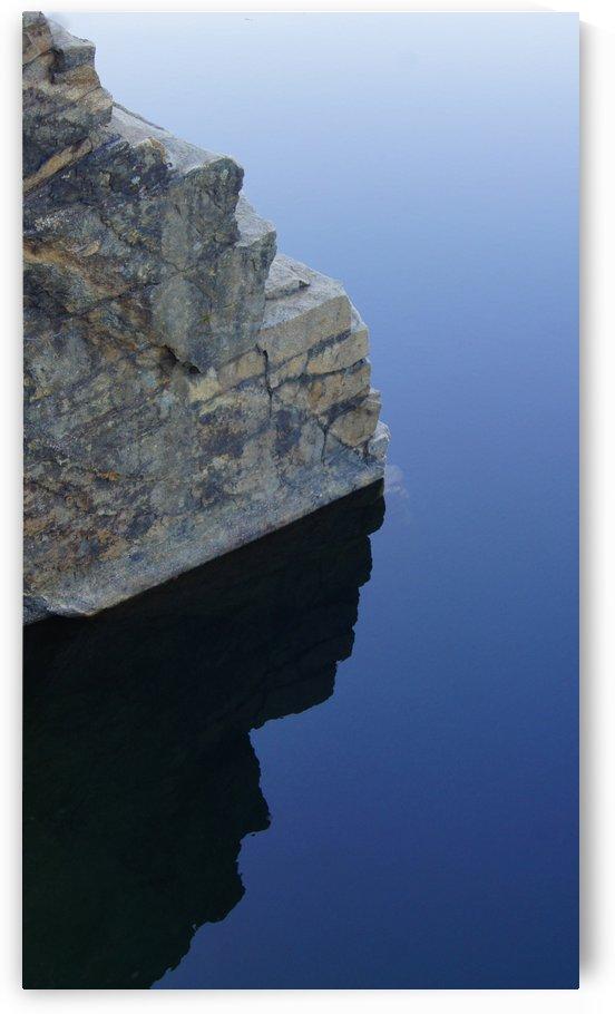 Quarry Ledge II by Sue Bonior